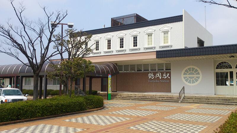 「鶴岡駅」の画像検索結果